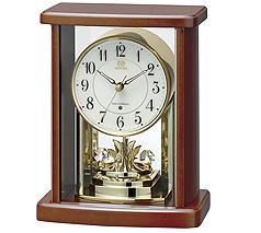 リズム時計 モダンインテリアS83電波時計