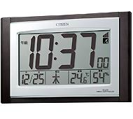 シチズン パルデジットコンビR096 電波時計