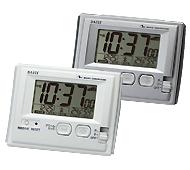 リズム時計 ジャストウェーブR126(電波時計)