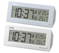 シチズン パルデジットピュアR153-003電波時計