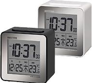 リズム時計 フィットウェーブD158 電波時計