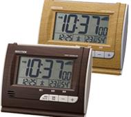 リズム時計 フィットウェーブD165 電波時計