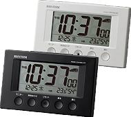 リズム時計 フィットウェーブスマート 電波時計