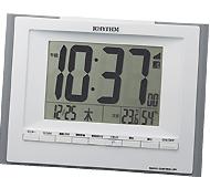 リズム時計 フィットウェーブD168 電波時計