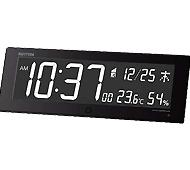 リズム時計 イロリア ジー 電波時計