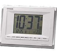 シチズン 掛置き兼用電波時計