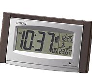 シチズン ソーラー電波時計 8RZ190