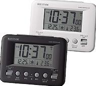 リズム時計 フィットウェーブD191 電波時計