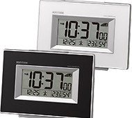 リズム時計 フィットウェーブD194 電波時計