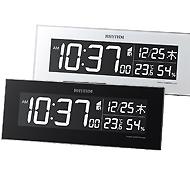 リズム時計 イロリア エム電波時計