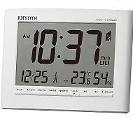 リズム時計 フィットウェーブD203 電波時計