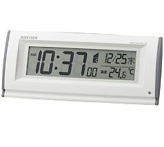 リズム時計 フィットウェーブD216電波時計