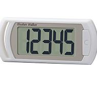 リズム時計 ウォーカーラクティス(歩数計)