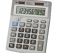 ビッグディスプレイ卓上電卓10桁税計算