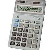 ビッグディスプレイ卓上電卓12桁税計算