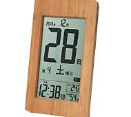 竹の日めくり電波時計 T-8656