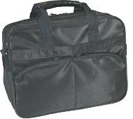 ツインファスナービジネスバッグ