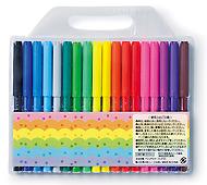 水性ペン18色 名入れ代込み