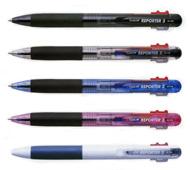 トンボ鉛筆 リポーター3 (3色ボールペン)