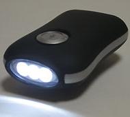 蓄電式ダイナモ3LEDライト