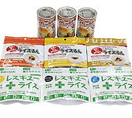 A4ボックス食料備蓄3日間セット BLS-02
