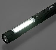 クリップ付2WAY・COB-LEDライト