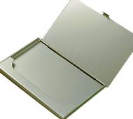 硬質アルミカードケース(国産品)