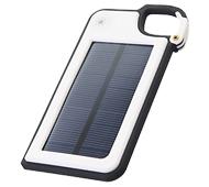 カラビナ付ソーラー充電器 名入れ代込み