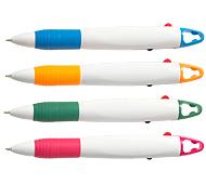 ハング2色ボールペン
