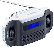 多機能防災ラジオ・ライト