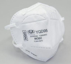 NIOS認証 N95マスク