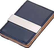 トロイカ マネークリップ付クレジットカードケース (ドイツブランド)