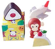 おもしろ消しゴム1個(BOX入り)日本製