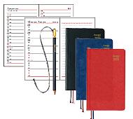 ポケット手帳E1002 E1693 E1694( 鉛筆付)