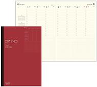 4月始まりダイアリーB6/週間バーチカル