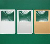 Newカードルーペ3.5倍(日本製)