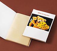 高級あぶらとり紙 クマのおやこP(100枚入) 受注生産
