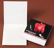天然あぶらとり紙 紅いバラP(50枚入)受注生産