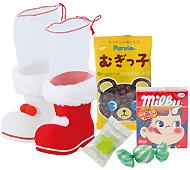 X'masお菓子ブーツ(M)