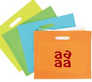 A4カラーファイルバッグ(名入れ代込み)