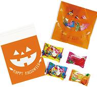 ハロウィンお菓子4個入りセット OP08
