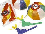 ふきあげ紙風船
