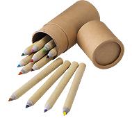12色ペーパーカラーペンシル