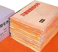 防災備蓄用毛布(10枚入り)