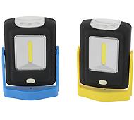 スタンド式COB&LEDライト