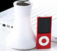 USBミュージックアロマヒーター