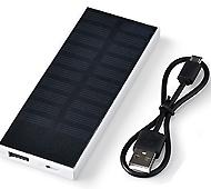ソーラー モバイルチャージャー3000