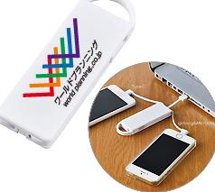 USBケーブル フルカラー名入れ専用