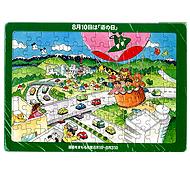 オリジナルジグソーパズル104ピース A4