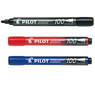 パイロット パーマネントマーカー100 (中字/丸芯)